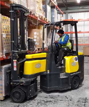 Forklift Training